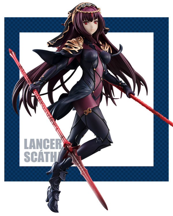Fate/Grand Order - SSS Servant Figure - Lancer/Scáthach Third Ascension (FuRyu)