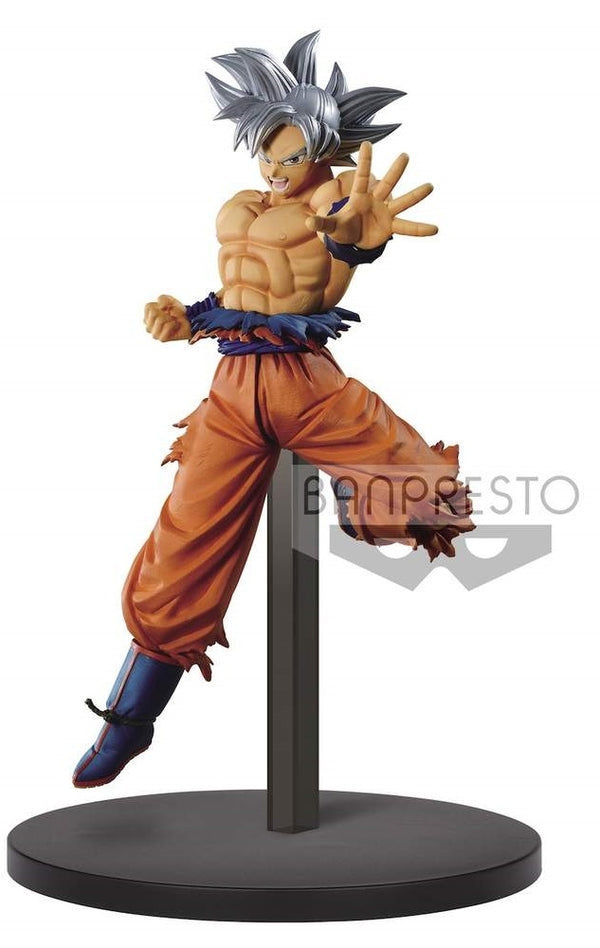 Dragon Ball Super - Son Goku Ultra Instinct - Chousenshi Retsuden Vol.2 Chapter1 (Bandai Spirits / Banpresto)