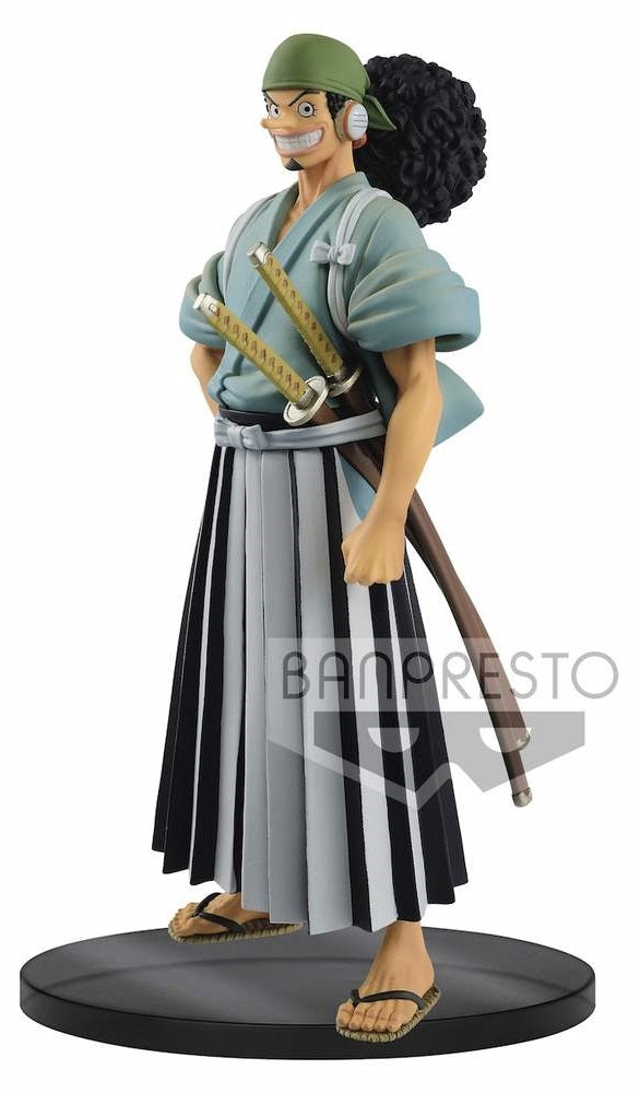 One Piece - Usopp - DXF The Grandline Men WanoKuni Vol.6 (Bandai Spirits / Banpresto)