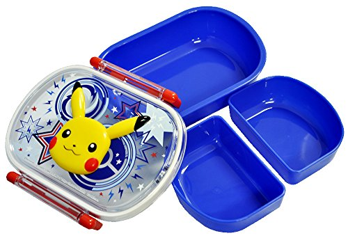 Pokemon XY Pikachu bentobox 360ml