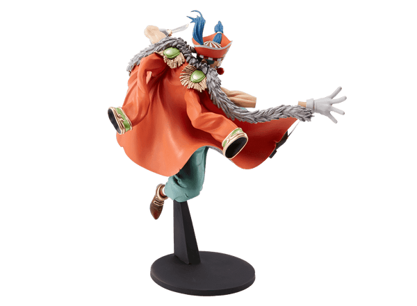 Buggy / Baggy SCultures Figure Colosseum 4 vol.4 One Piece