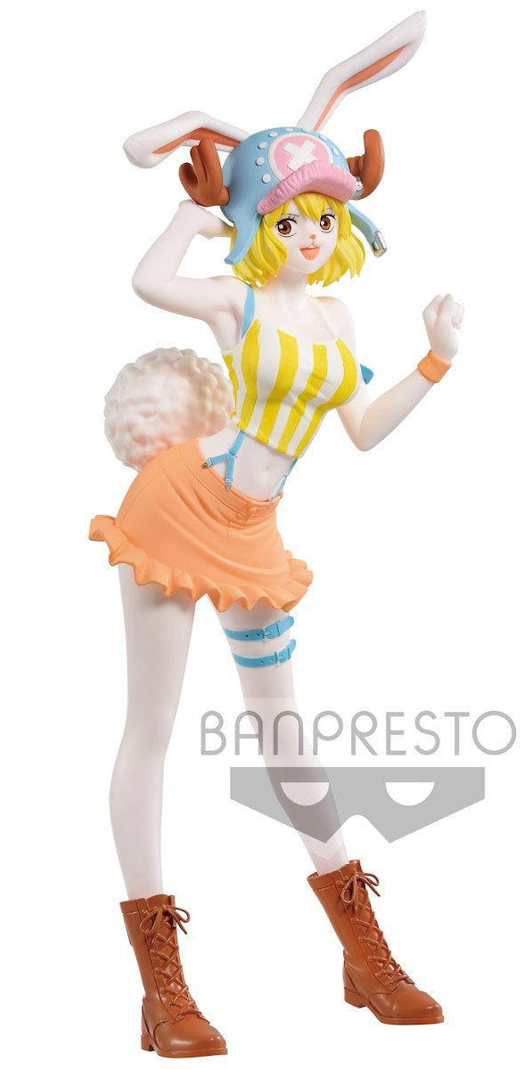 One Piece - Sweet Style Pirates Carrot Ver.B Pastel Color (Bandai Spirits)