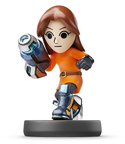 Shooter Mii Amiibo (Super Smash Bros.)