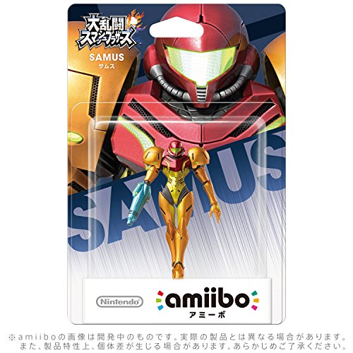 Samus Amiibo (Super Smash Bros. / Metroid )