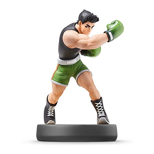 Little Mac Amiibo (Super Smash Bros. / Punch-Out)