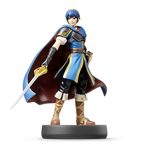 Marth Amiibo (Super Smash Bros. / Fire Emblem)