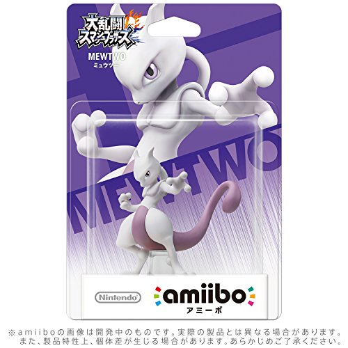 Mewtwo Amiibo  (Super Smash Bros.)