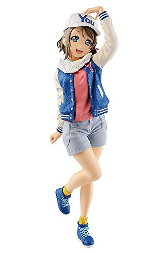 Watanabe You (2nd version) EXQ Figure Love Live! Sunshine!! - Banpresto