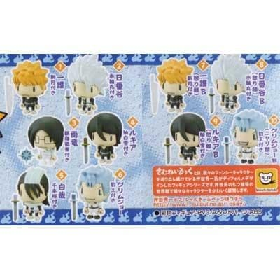 BLEACH - samuneirukku 10 pieces set