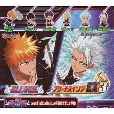 BLEACH - Gashapon Bleach swing EX3  6 set