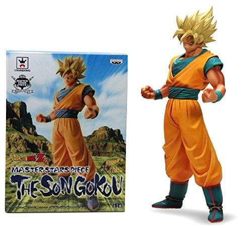 Dragon Ball Z, MASTER STARS PIECE THE SON GOKOU