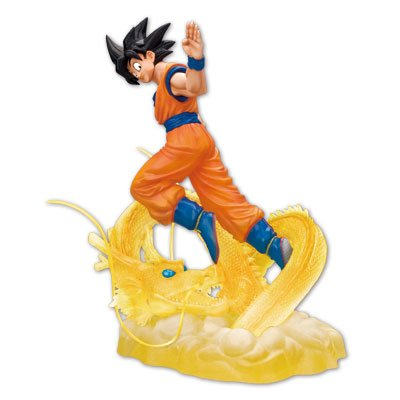 Ichiban Kuji Dragon Ball Kai, highest level of battle : Goku