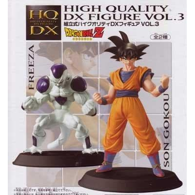 Dragon Ball Z DX Figure VOL.3 : Goku et Freezer