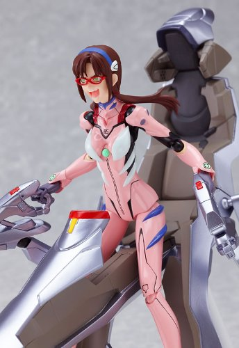 Makinami Mari Illustrious Figma Evangelion: 2.0 New Plug Suit ver.
