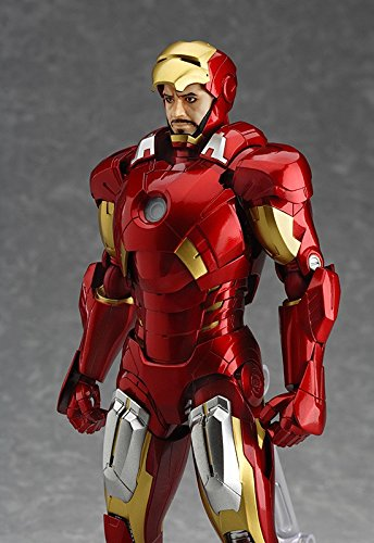 Iron Man Mark 7 full-spec ver. Figma Avengers
