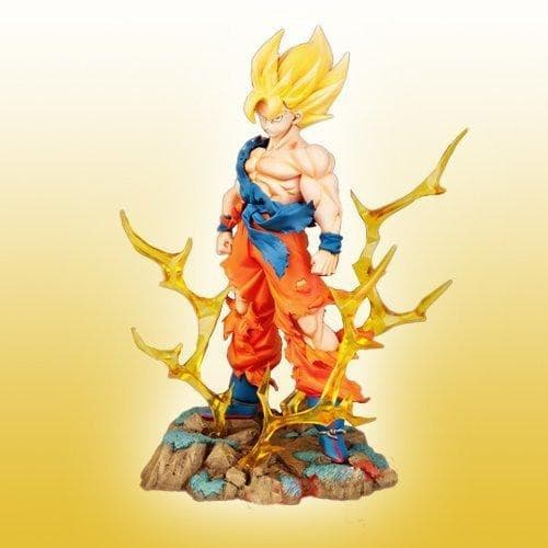 Goku SSJ Ichiban Kuji Figure Colosseum Dragon Ball