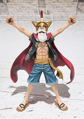 Gladiator Luffy Figuarts ZERO One Piece