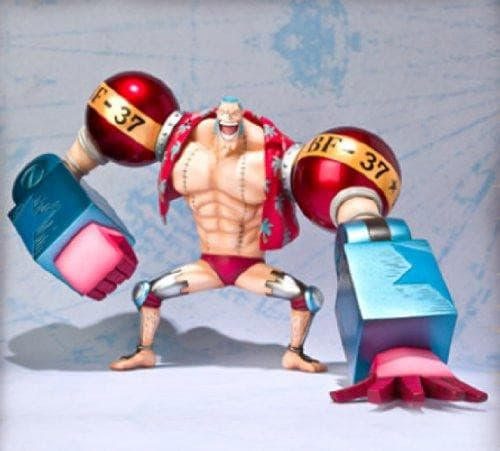 Franky (New World Ver.) Figuarts ZERO One Piece
