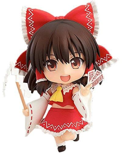 Hakurei Reimu (2.0 version) Nendoroid (#700) Touhou Project - Good Smile Company