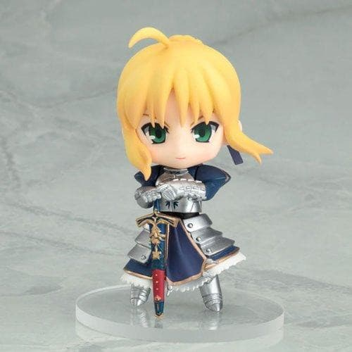 Fate/stay night - Nendoroid Petite Saber Vocaloid 01
