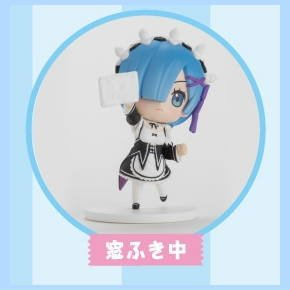 Rem (Wiping the Window version) Re:ZERO Rem Otetsudai Collection Figure Re:Zero kara Hajimeru Isekai Seikatsu - Kadokawa