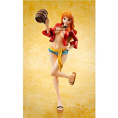 One Piece Portrait Of Pirates Limited Edition Nami mugiwara Ver.2