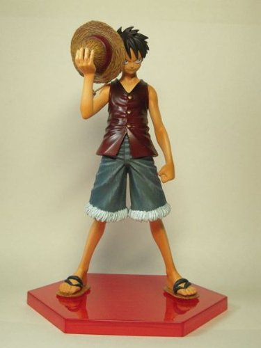 One Piece DX Figure D1, Monkey D Luffy