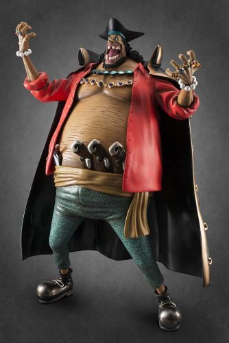 Portrait Of Pirates One Piece serie NEO-DX Gol D. Roger