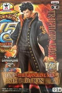 One Piece DX Figure THE GRANDLINE MEN 15TH EDITION vol.7 Trafalgar Law