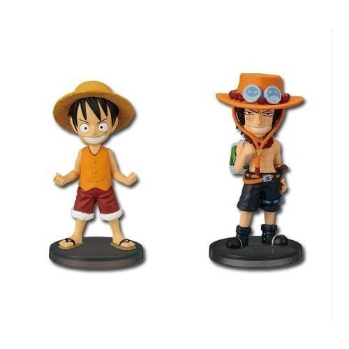 Luffy & Ace Ichiban Kuji Piece - Marine Ford Special Edition