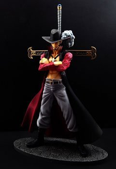 One Piece Ichiban Kuji, Marine Ford final battle ( B ) Mihawk