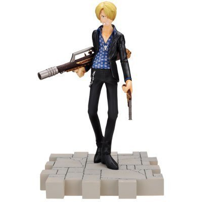 One Piece Ichiban Kuji , Strong World movie (E) Sanji