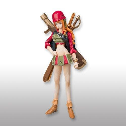 Chozokei Damashii Movie Edition, ONE PIECE FILM Z - Last Battle Costume, Nami
