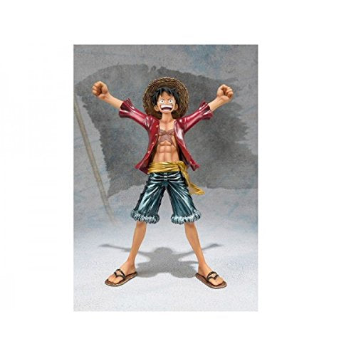 One Piece, Figuarts ZERO Monkey.D.Luffy New World Special Color Edition
