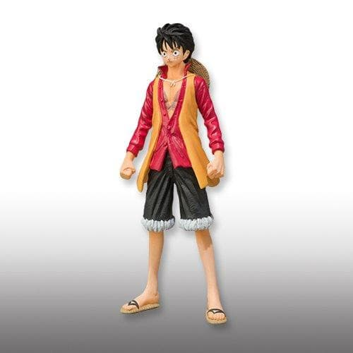 Chozokei Damashii Movie Edition, ONE PIECE FILM Z - Last Battle Costume, Monkey.D.Luffy