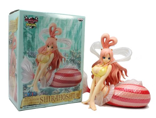 Shirahoshi One Piece DX Figure  THE GRANDLINE LADY ~ SPECIAL