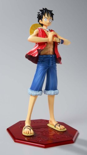 Portrait Of Pirates One Piece serie NEO-1 Monkey D Luffy