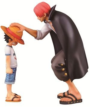One Piece Ichiban Kuji Memories (A) Luffy and Shanks