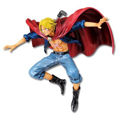 One Piece Ichiban Kuji Colosseum Battle (last one) mystery man special color version