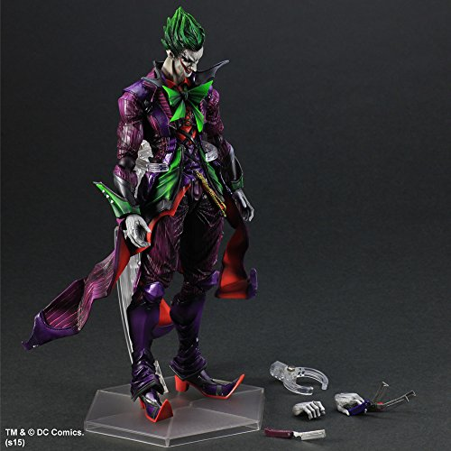 Joker PLAY ARTS Kai   DC Comics VARIANT