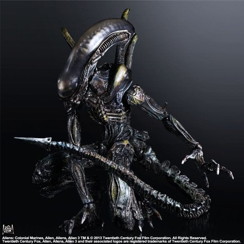 Raka PLAY ARTS Kai ALIENS: COLONIAL MARINES