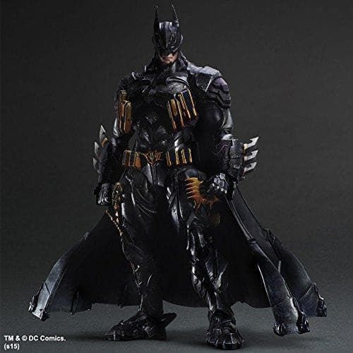 Armored Batman VARIANT PLAY ARTS Kai DC Comics