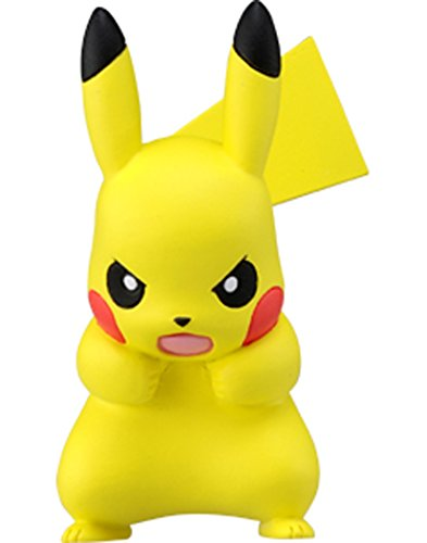 Pikachu 100,000 volts Pokemon Monsters Collection MC_072