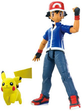 Load image into Gallery viewer, Pokemon Monsters Collection Ash & Pikachu set