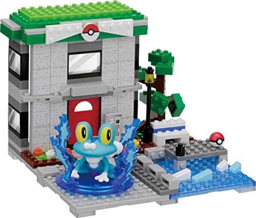 Pokemon Monsters Collection Nanoblock +  Froakie PP-004