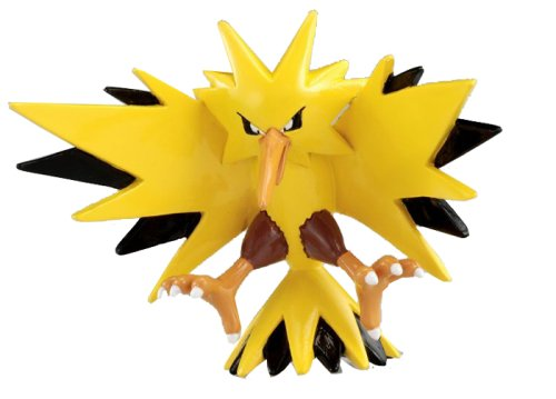 Zapdos Pokemon Monsters Collection MC-038
