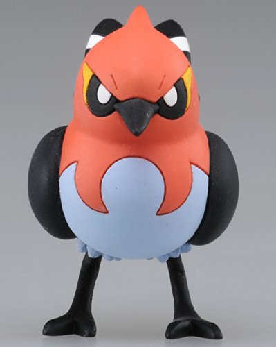 Pokemon Monsters Collection MC-039 Fletchinder