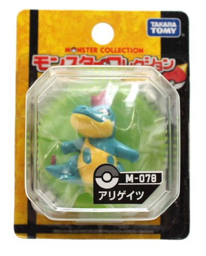 Pokemon M-078  Croconaw
