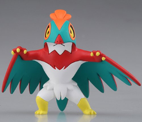Pokemon Monsters Collection MC-038 Hawlucha