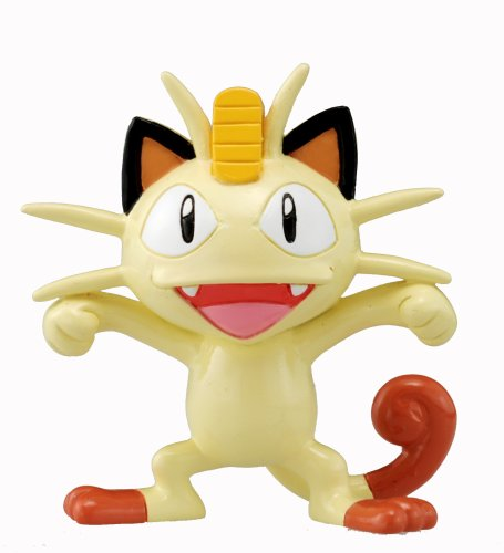 Meowth  Pokemon Monsters Collection MC-062